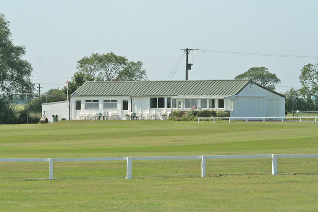Sheriff Hutton Bridge, Cricket Club