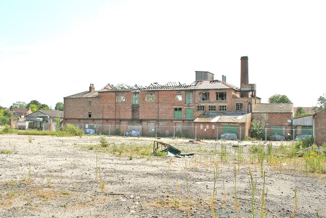 Strensall, Old Tanning Factory