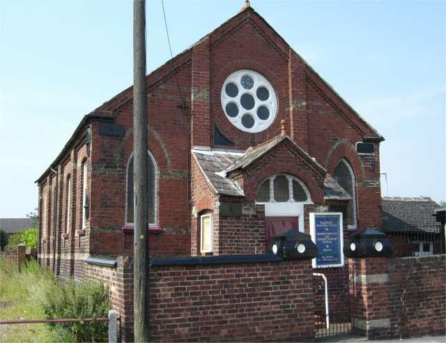Fegg Hayes Methodist Church