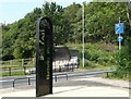 SJ8753 : Greenway at Chatterley Whitfield by Steve Lewin