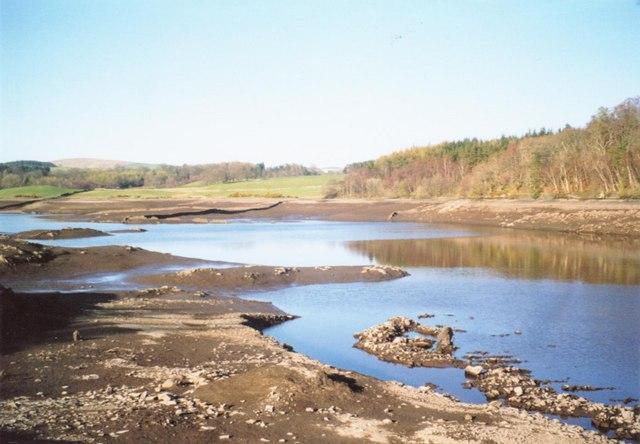 Earlstoun Loch