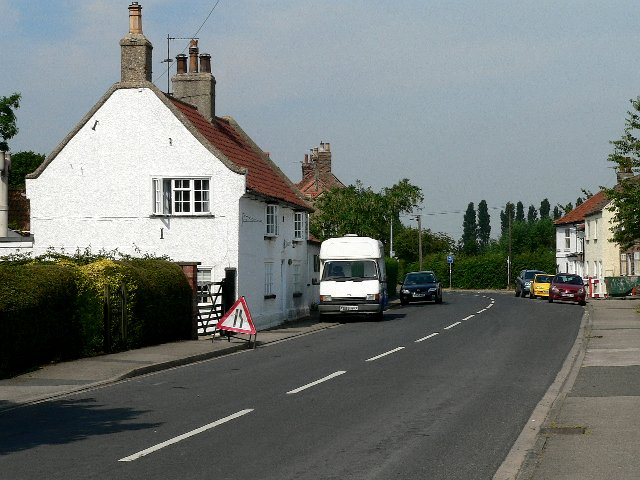 Hull Road, Cliffe