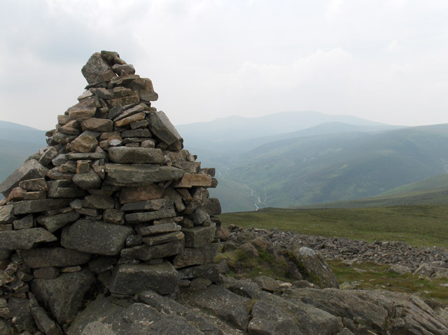 Summit, Carrock Fell