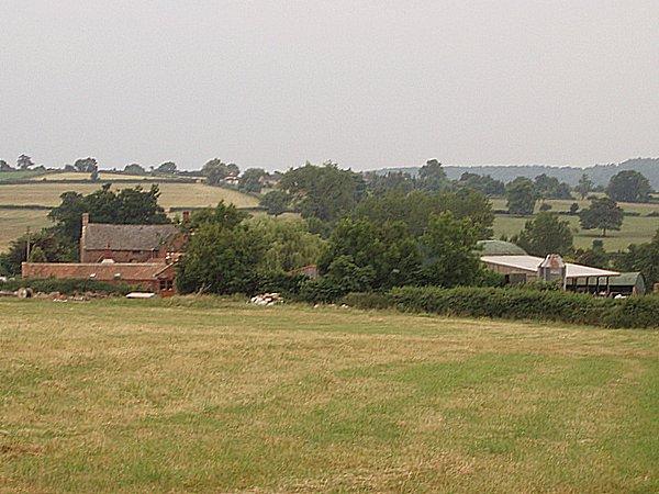 Pinnell's End farm