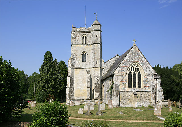 Church of St Michael & All Angels, Coombe Bissett