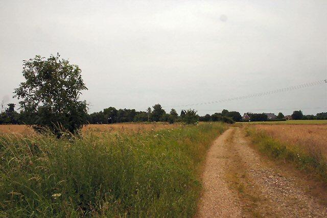 Bridleway to Shimpling Street
