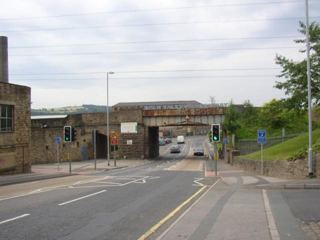 Scout Hill, Dewsbury