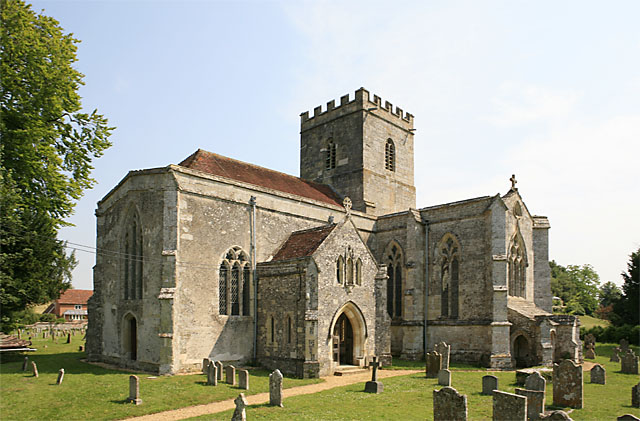 Church of St John the Baptist, Bishopstone