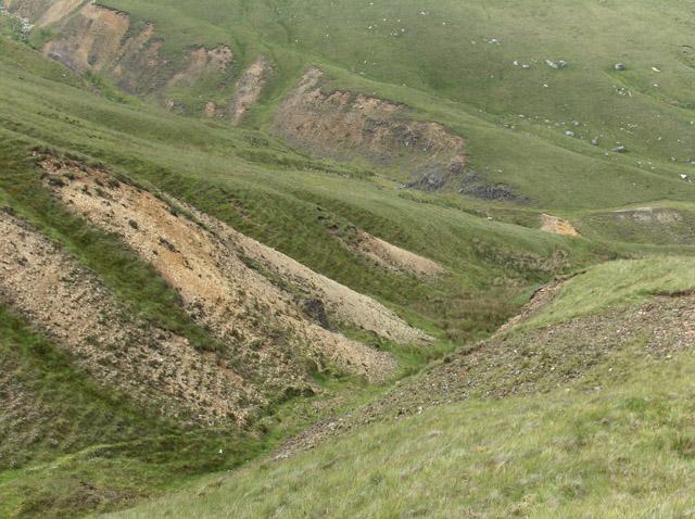 Drygill Beck upper reaches