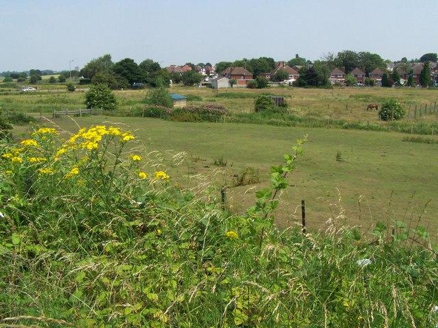 Between Pelsall and High Heath