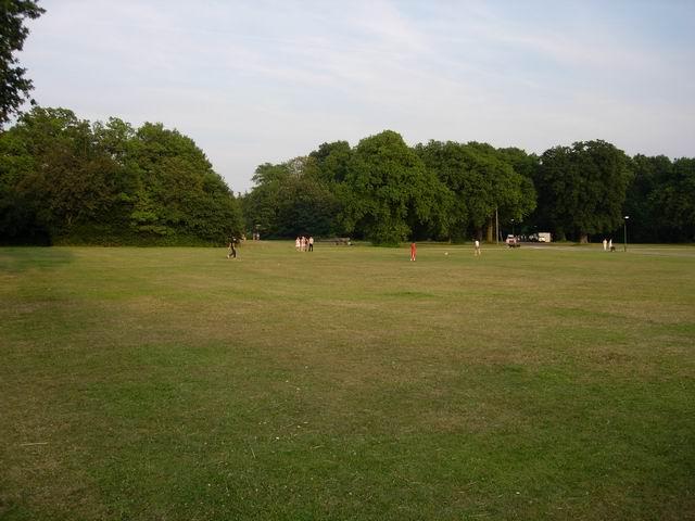 The Flats, Southampton Common