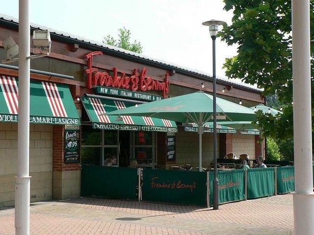 Frankie & Benny's, Cardigan Fields, Leeds