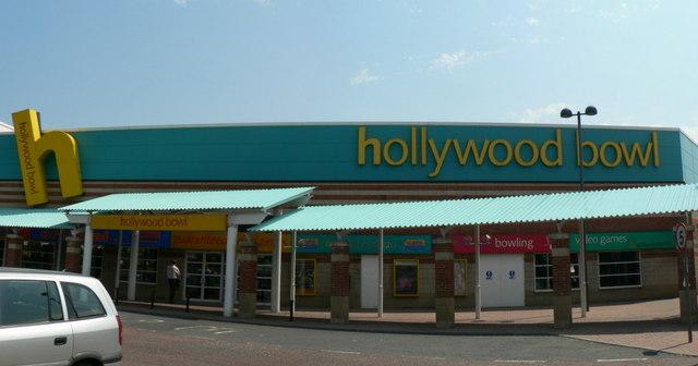 Hollywood Bowl, Cardigan Fields, Leeds