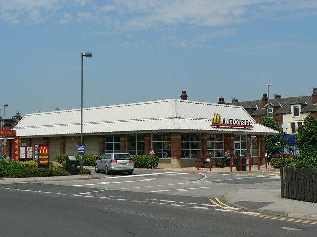 McDonald's, Kirkstall Road, Leeds