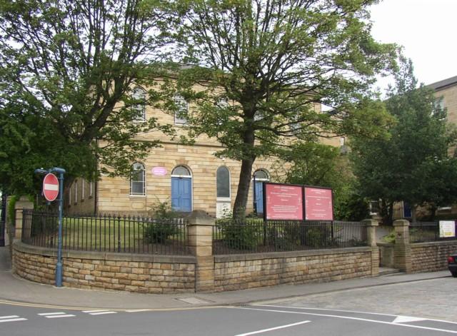 Centenary Chapel, Daisy Hill, Dewsbury