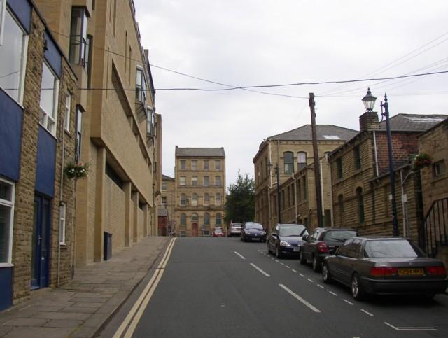Grove Street, off Daisy Hill, Dewsbury