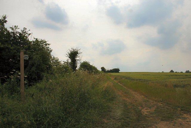 Bridleway to Stanstead