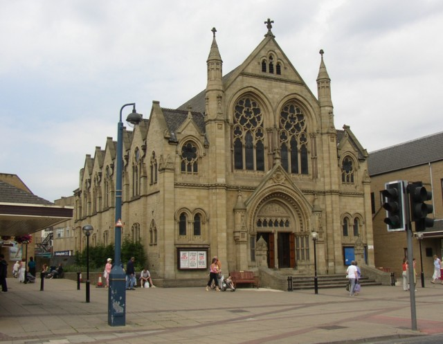 United Reformed Church, Long Causeway, Dewsbury