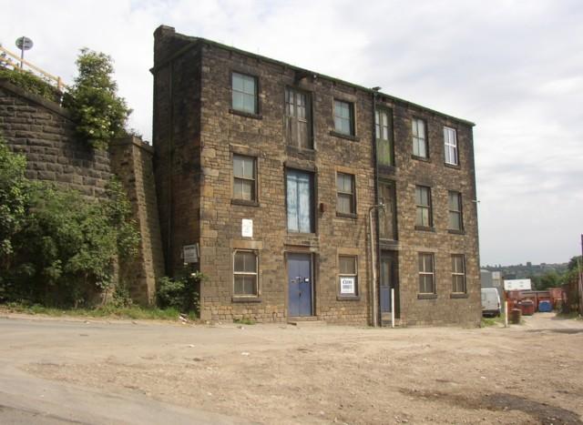 Warehouses, Watergate Road, off Huddersfield Road, Dewsbury
