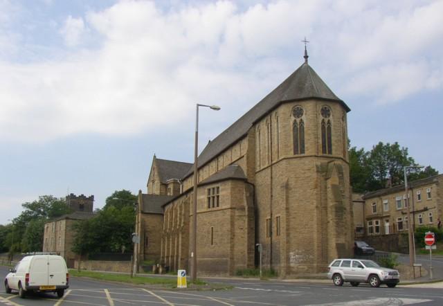Catholic Church, Huddersfield Road, Dewsbury