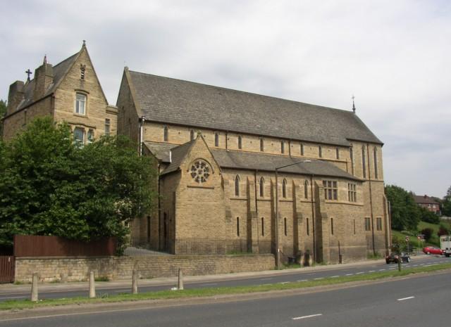 Dewsbury Catholic Church, Huddersfield Road, Dewsbury
