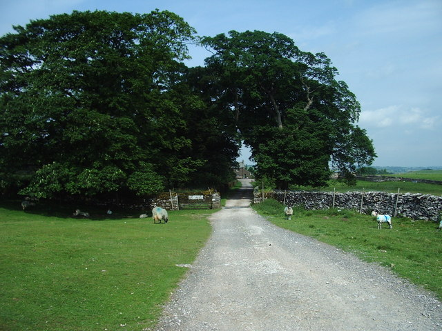 The Road to Blasterfield Farm