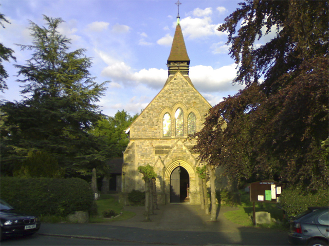 Holy Trinity Church, Church Road, West End