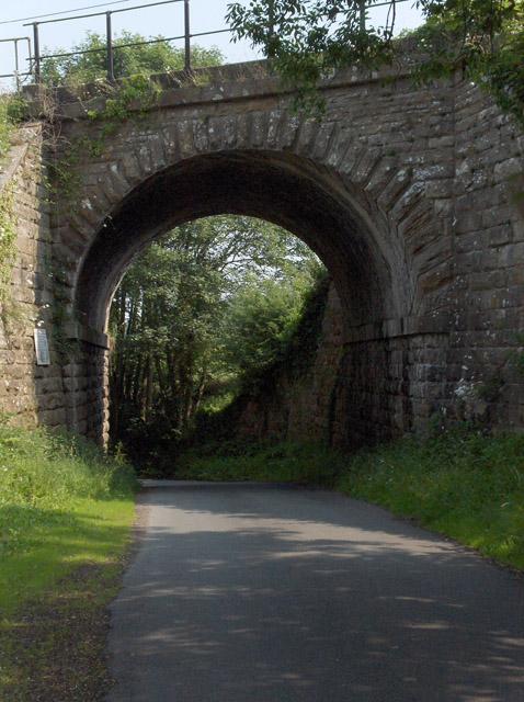 Railway bridge, Birkthwaite