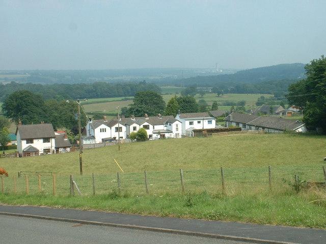 Nercwys Village