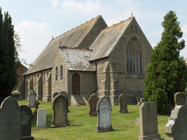 St John the Evangelist's, Cotehill