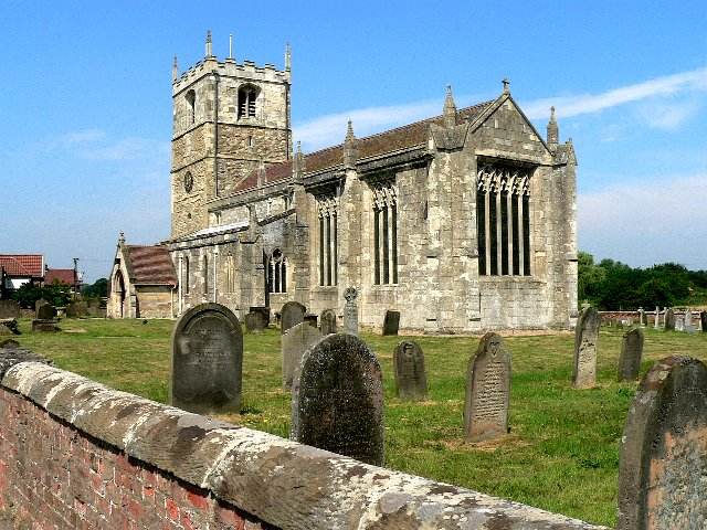The Parish Church of Skipwith and North Duffield