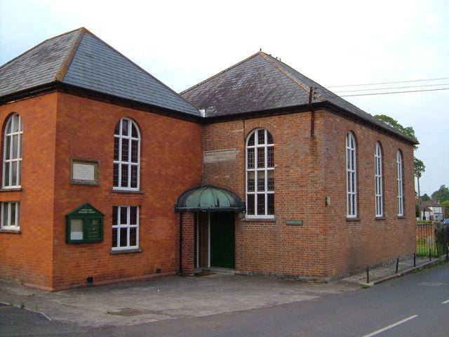 Methodist Chapel, North Curry