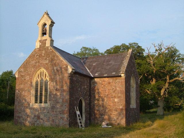 Oldridge church