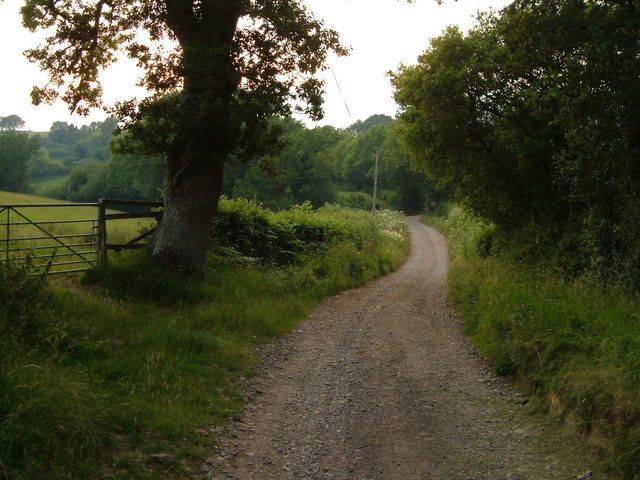 Floyte Lane, Tedburn St Mary