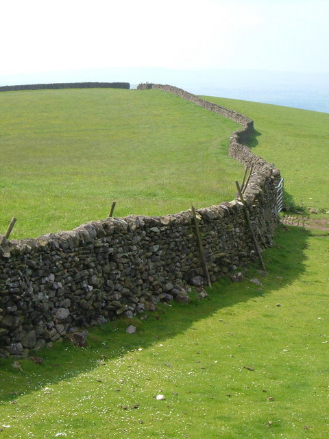 Wall on High Langber