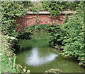 TA2923 : Red Enholmes railway bridge, Winestead by Paul Glazzard