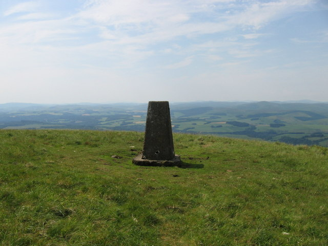 Black Hill Trig Point S6040