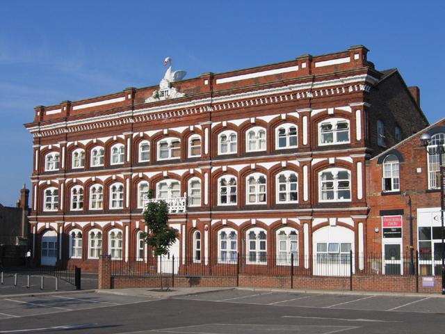 Swan Building, Trinity St, Boston, Lincs