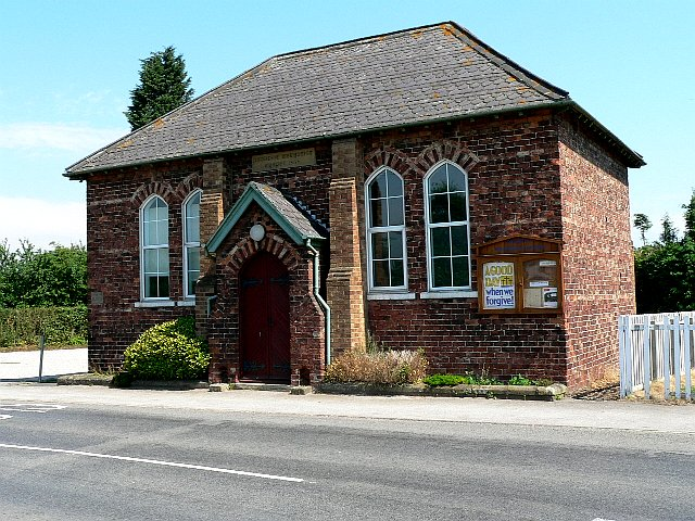 The Methodist Church, York Road, Skipwith