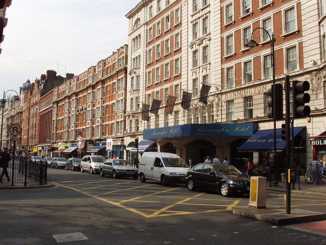 Hotels Near Southampton Row London