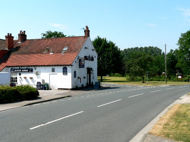 The King's Arms, North Duffield