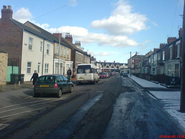 Lambert Street, Newland, Hull