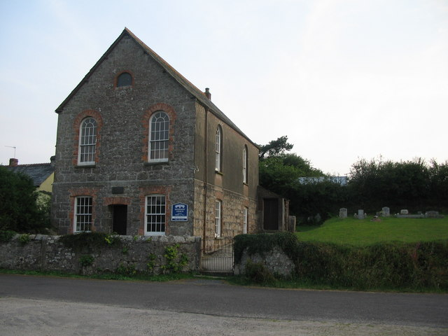 Gunwen Methodist Church