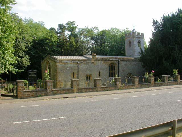 St Michael's Church, Upton