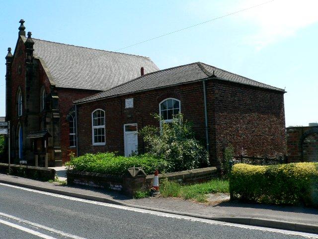 Methodist Church and Schoolroom, North Duffield