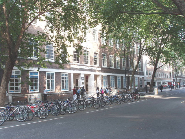 TQ2982 : University of London Union, Malet Street
