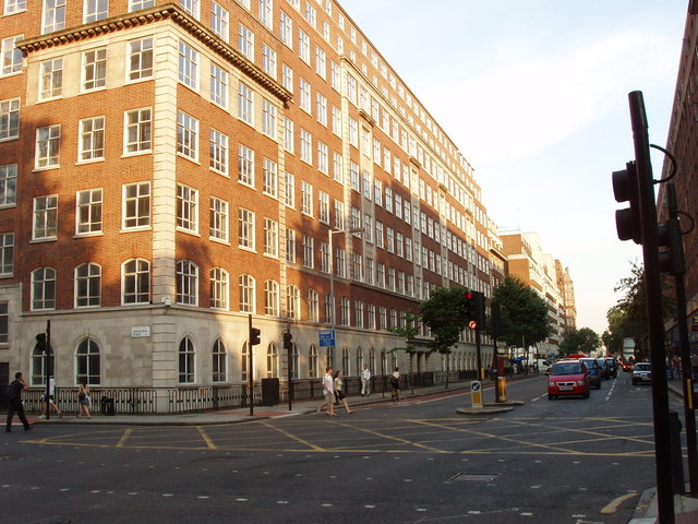 Woburn Place, London