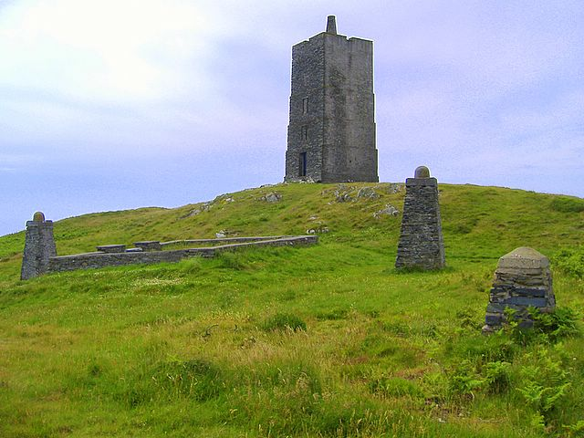 Corrins Tower, Isle of Man