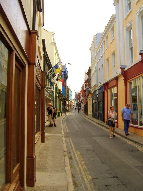 Michael Street, Peel, Isle of Man