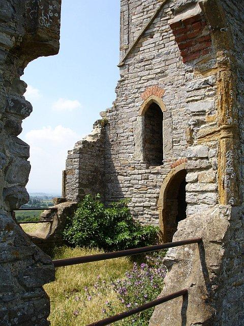 St Michael's chapel, Burrow Mump